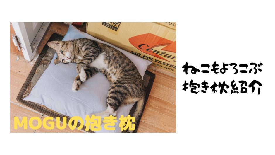 MOGU 抱き枕 購入